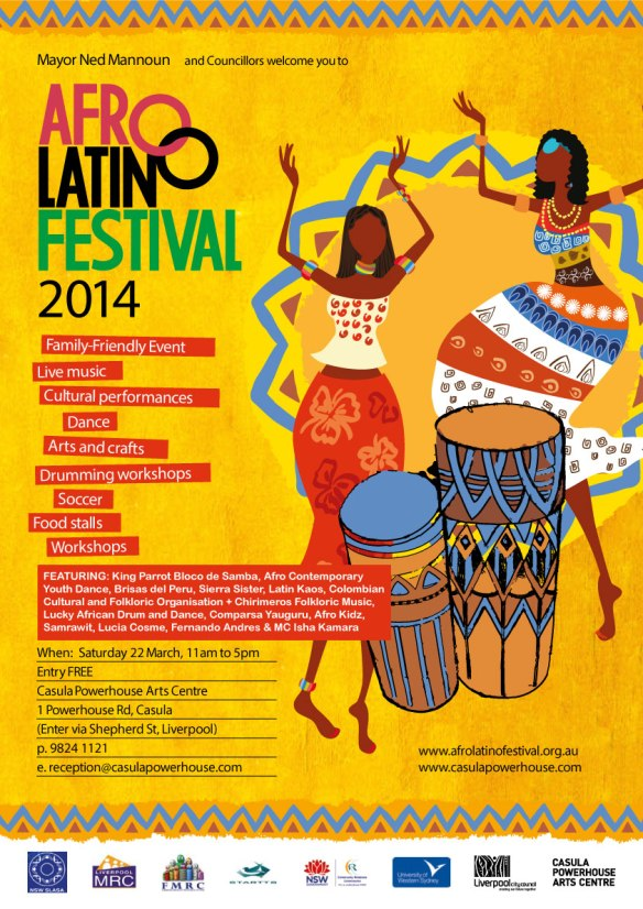 Afro-Latino-Festival-poster 2014