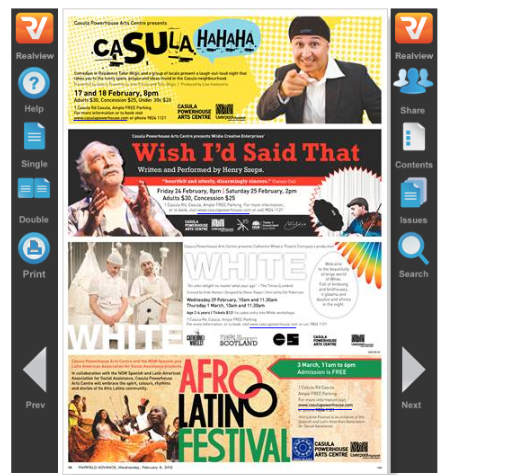 Afro Latino Festival in Fairfield Advance
